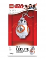 Brelok do kluczy z latarką LEGO®: Star Wars - BB-8TM (LGL-KE101)