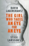 The Girl Who Takes an Eye for an Eye Lagercrantz David