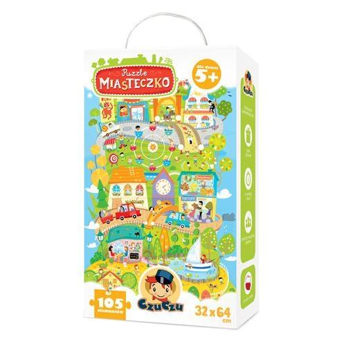 CzuCzu Puzzle Miasteczko (5749109)