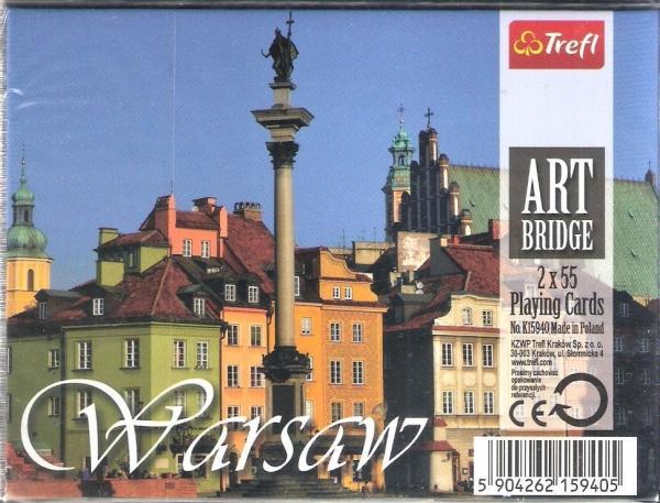 Karty - Art Bridge - Warsaw (15940)