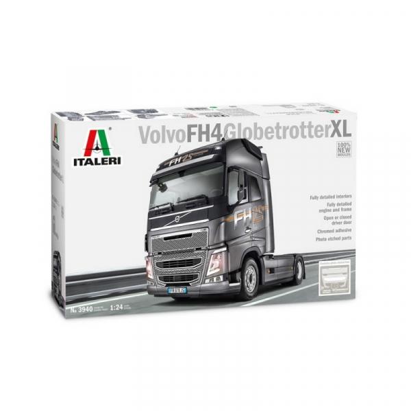 Model do sklejania Volvo FH4 Globetrotter XL (3940)