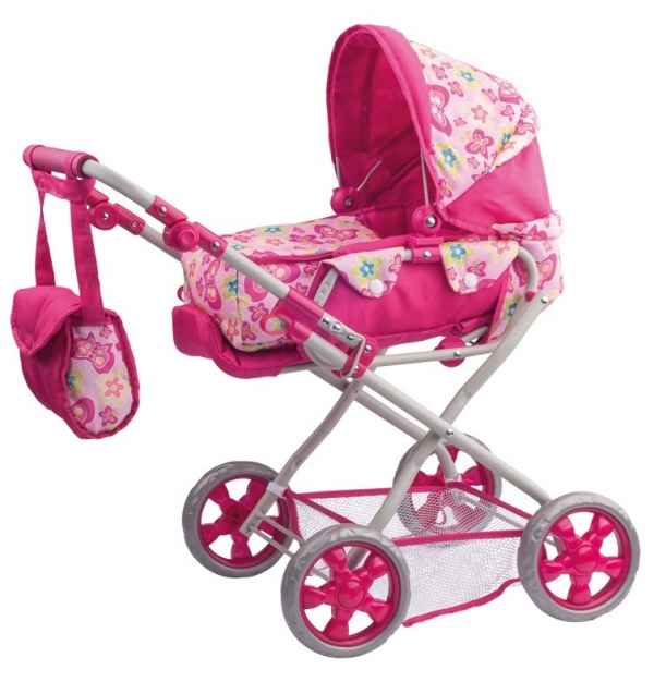 Wózek dla lalki - mały (91501)
