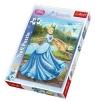 Puzzle 260 elementów. Zaczarowana suknia Disney Księżniczki (13140)