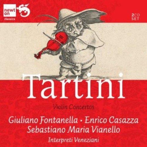 Tartini: Violin concertos