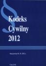 Kodeks cywilny 2012