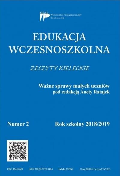 Edukacja wczesnoszkolna nr 2 2018/2019 praca zbiorowa