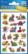 Naklejki dla dzieci - żółwiki (53340)