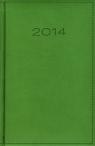 Kalendarz 2014 B6 41D Jasnozielony