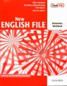 English File NEW Elementary WB Matura +CD