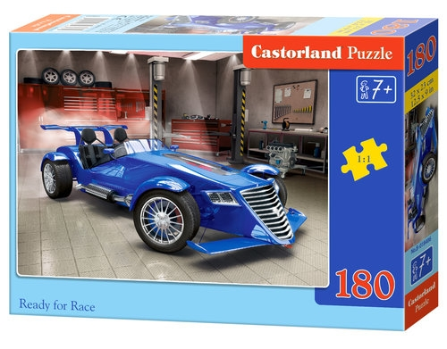 Puzzle 180: Classic Ready for Race