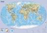 Świat mapa ścienna podręczna