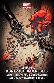 Thunderbolts: T.5 Punisher kontra Thunderbolts Ben Acker