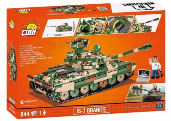 World of Tanks  IS-7 Granite (3040)