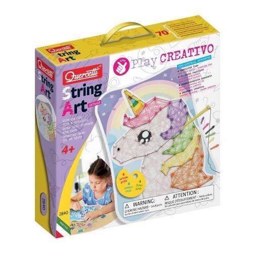 String Art Zwierzęta - kreatywna zabawa (040-2840)