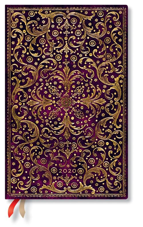 Kalendarz 2020 książkowy Maxi Horizontal Aurelia 12m