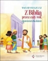 Z Biblią przez cały rok Opowieści dla dzieci Oszajca Wacław