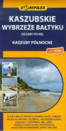 Kaszubskie Wybrzeże Bałtyku mapa turystyczna 1:55 000