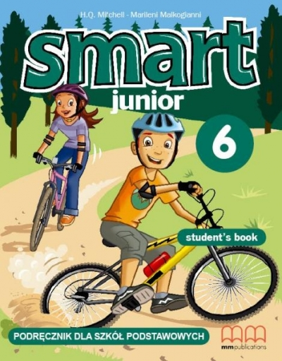 Smart Junior 6 SP. Ćwiczenia. Język angielski H. Q. Mitchell