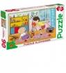 Puzzle 90 Bolek i Lolek Taniec (0640)