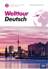Welttour Deutsch. Podręcznik do języka niemieckiego dla liceów i techników. Poziom A2 - Szkoła ponadpodstawowa