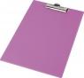 Deska A4 Focus pastel fioletowy