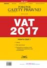 VAT 2017 Podatki Część 1