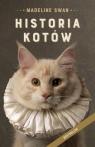 Historia kotów (wyd. 2021) Swan Madeline