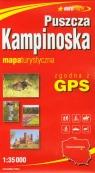 Puszcza Kampinoska 1:35 000 mapa turystyczna