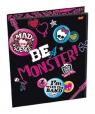Segregator ringowy St.Majewski Monster High A4 mix (5903235250408)