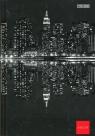 Brulion A5 Top-2000 w kratkę 96 kartek New York