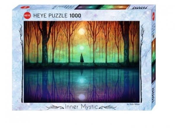 Puzzle 1000 elementów Mistyczny świat-Odbicie, Andy Kehoe (29940)