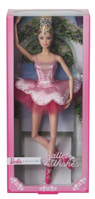 Lalka Barbie Marzenie baletnicy (GHT41)