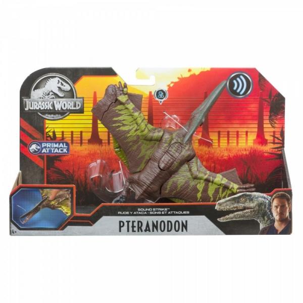 Figurka Jurassic World Dinozaury Ryk bojowy Pteranodon (GJN64/GJN68)