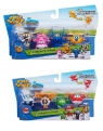 Super Wings 4-pak figurek transform. - 2 rodzaje