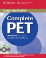Complete PET Workbook with answers + CD May Peter, Thomas Amanda