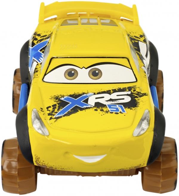 Cars XRS auto resorowane - Cruz Ramirez