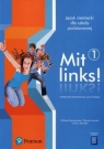 Mit links. Język niemiecki. Podręcznik. Część 1 (z CD audio)