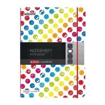 Notatnik PP my.book Flex A5/40k kratka - SmileyWorld Rainbow (50001736)