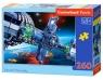 Puzzle Futuristic Spaceship 260 elementów