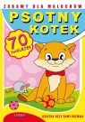 Zabawy dla maluchów Psotny kotek