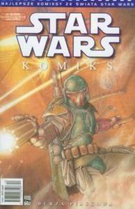 Star Wars komiks. Burza piaskowa praca zbiorowa