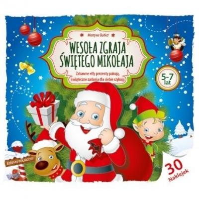 Wesoła Zgraja Świętego Mikołaja 5-7 lat Martyna Bubicz