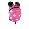Duży plecak LittleLife Myszka Miki i Przyjaciele różowy