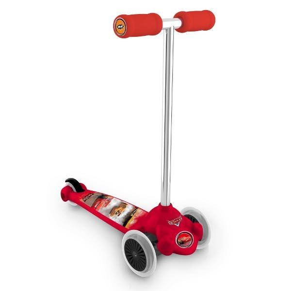 MONDO Hulajnoga Twist&Roll Cars (10518740)