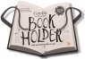 Gimble Book Holder - szary uchwyt do książki lub tabletu