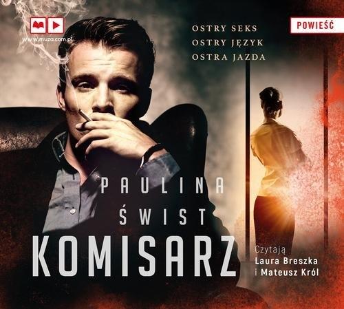 Komisarz (audiobook) (Audiobook) Świst Paulina