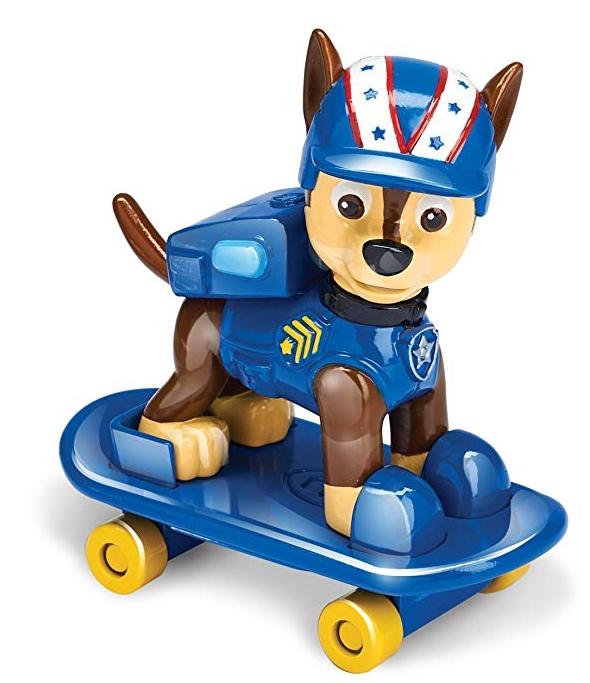 PSI PATROL Figurka Hero Pup Series V2 Skateboard Chase