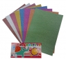 Papier dekoracyjny sparkle NC-02-250g 8 kolorów