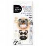 Zapachowe gumki do mazania, 2 szt. - panda, koala (DRF-80410)