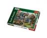 Puzzle Wymarzony dom 500 elementów (37241)